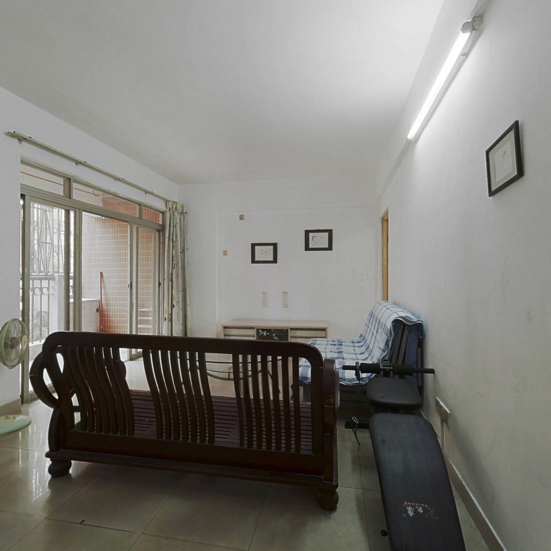 天力居两房一厅,房子户型方正,看房方便。_广州天河东圃天力居二手房2室1厅(广州安居乐乐)
